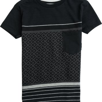 BILLABONG TODDLER SPINNER CREW SS TEE