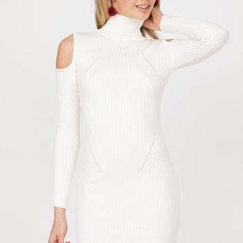 Ana White Sweater Dress