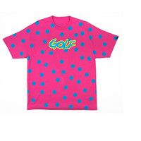 GOLF DOT TEE PINK – Odd Future
