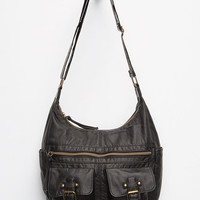 T-Shirt & Jeans Erika Crossbody Bag Black One Size For Women 26960210001