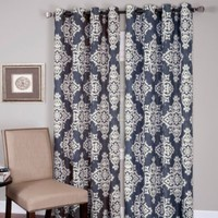 Medina Grommet Window Curtain Panels