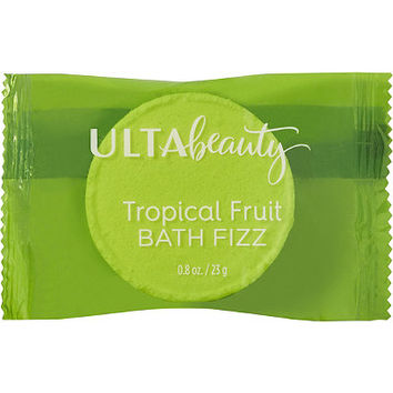 ULTA Tropical Fruit Bath Fizz | Ulta Beauty