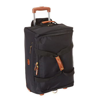 "Bric's Milano X-Bag 21"" Carry-On Rolling Duffle"