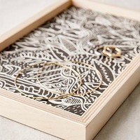 Deny Wooden Tray | Urban Outfitters