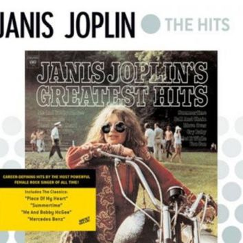 DCCKB62 JANIS JOPLIN'S GREATEST HITS