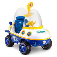 Kid Trax Disney Pixar Finding Dory Submarine 6 volt Powered Ride On