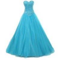 Dresstells Women's Long Homecoming Prom Dress