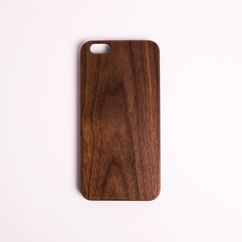 Natural Wood Case iPhone 7 & 7 Plus (Walnut)