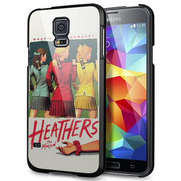 Heathers Broadway Musical Poster for Samsung Galaxy S5