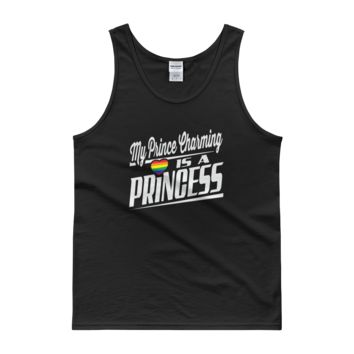 My Prince Charming Is A Princess - Tank top