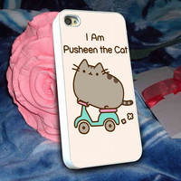 i'm Pusheen The Cat  -  iPhone 6, iPhone 6+, samsung note 4, samsung note 3,iPhone 5C Case, iPhone 5/5S Case, iPhone 4/4S Case, Durable Hard Case