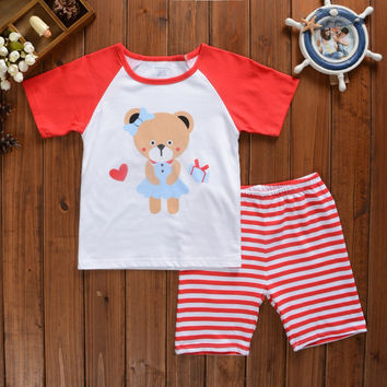 Winter Children Cotton Sleeve Home Set [6324913092]