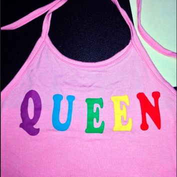 SWEET LORD O'MIGHTY! QUEEN HALTER