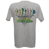Salt Life Men's Lucky 7 Tee