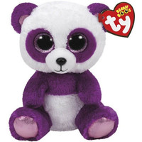 TY Beanie Boos Boom Boom the Panda Small 6""