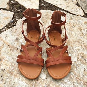 Bristol Sandals (Brown)