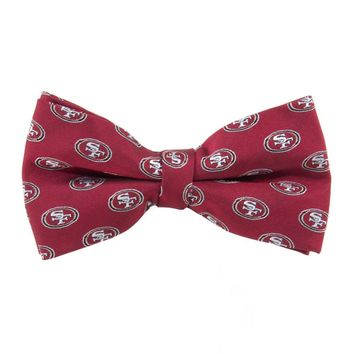 San Francisco 49ers NFL Bow Tie (Repeat)