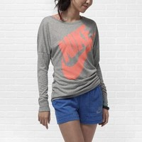Nike Store. Nike Signal Long-Sleeve Women's T-Shirt