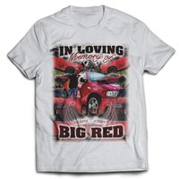 HEATH HUSSAR BIG RED SHIRT