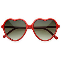 LOLITA HEART SUNGLASSES