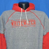 80s Whitewater Hoodie Sweatshirt Medium
