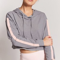Active Contrast Stripe Top
