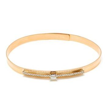 JAPSIS JEWELLERY | 18K Gold and Diamond Bracelet | brownsfashion.com | The Finest Edit of Luxury Fashion | Clothes, Shoes, Bags and Accessories for Men & Women