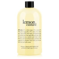 lemon custard | shower gel | philosophy view all new products