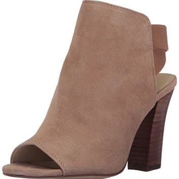 Women's Zofee Suede Ankle Boot Nine West