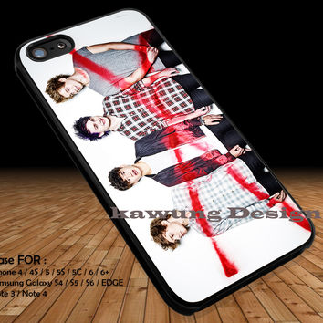 5 Seconds of Summer DOP1168 case/cover for iPhone 4/4s/5/5c/6/6+/6s/6s+ Samsung Galaxy S4/S5/S6/Edge/Edge+ NOTE 3/4/5 #music #5sos