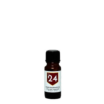 No. 24 Citrus Rosewood Home Fragrance Diffuser Oil