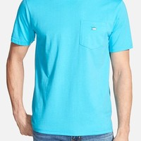 Men's Southern Tide Embroidered Pocket T-Shirt