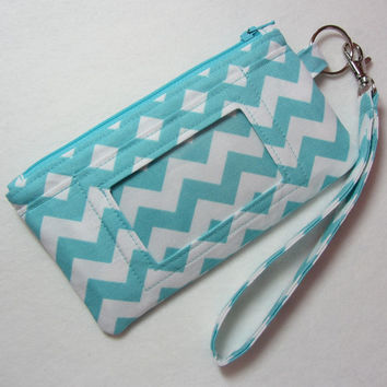 POCKET ONLY!! Add a matching ID Pocket to a custom-made wristlet or wallet!