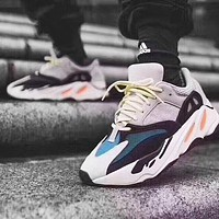 Adidas Yeezy 700 Women Men Fashion New Runner Boost Fashion Casual Sport Running Shoes