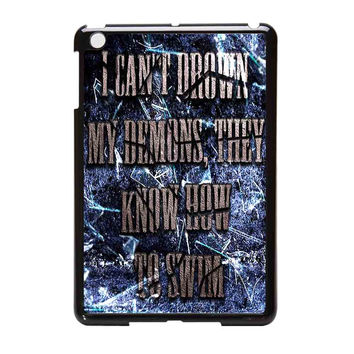 Bring Me To The Horizon Bmth I Can Not Drown My Demons iPad Mini Case
