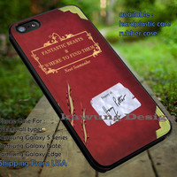 Harry Potter Fantastic Beasts and Where to Find Them iPhone 6s 6 6s+ 5c 5s Cases Samsung Galaxy s5 s6 Edge+ NOTE 5 4 3 #movie #HarryPotter dt