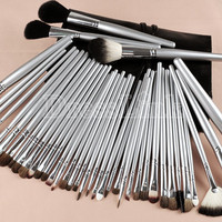 40 PCS Professional Studio Make Up Brush Set Black Cosmetic Pro-Quality-Beauty Accessories-Shop DRESSLINK.COM - The world's premier online fashion destination | DRESSLINK.COM | Women's designer clothes, shoes, bags & accessories