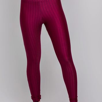 Wine 3D Disco Leggings