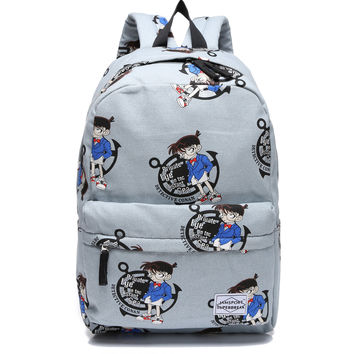 College On Sale Comfort Back To School Hot Deal Casual Anime Cartoons Stylish Print Backpack [4918757764]