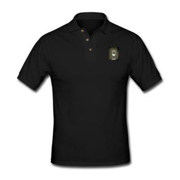 Walking Dead Men's Polo Shirt - Men's Custom Polo Shirts