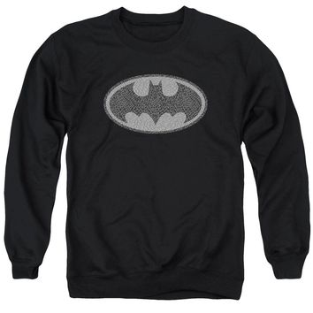 Batman - Elephant Signal Adult Crewneck Sweatshirt