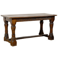 Late 17th Century Refractory Table