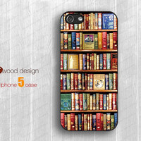 Book iphone 5 cases soft rubber case Silicon case Iphone 4 4s case iphone 5 cover atwoodting design