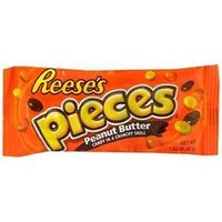 REESE' PIECES & REESE'S CUPS