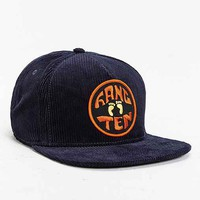 Hang Ten Cord Baseball Hat