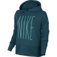 Nike Women's Therma Skinny Graphic Hoodie | DICK'S Sporting Goods