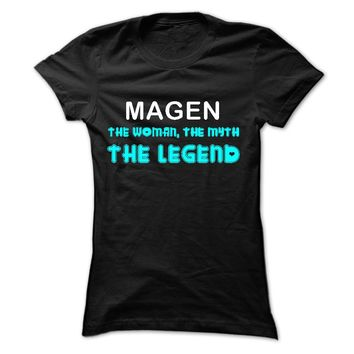 MAGEN - The Woman The Myt