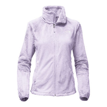 Women's Osito 2 Full Zip Fleece Jacket in Lavender Blue by The North Face - FINAL SALE