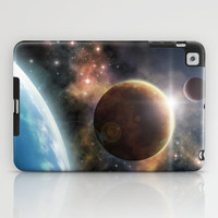 Welcome to the Space iPad Case by Liz Molnar