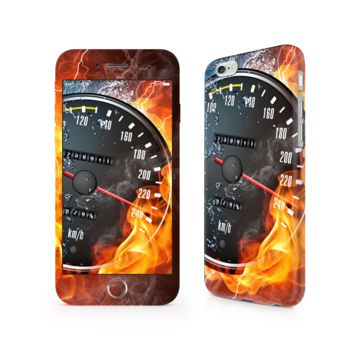 Speedometer iPhone 6/6 Plus Skin